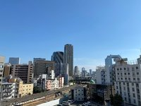 眺望:バルコニーからの眺望